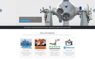 Feucht - Distributeur de biens d'équipement industriels